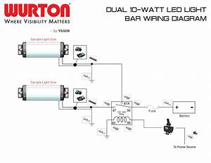 Wiring Diagrams  U2013 Wurton Offroad Led Lighting