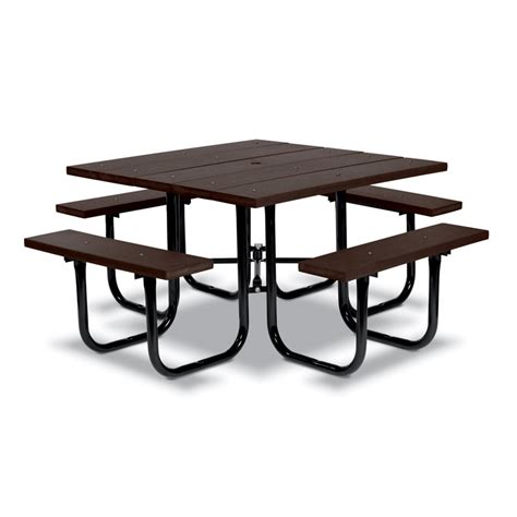 green valley wabash square table portable krt