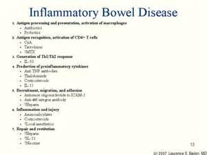 Inflammatory Bowel Disease Pathophysiology