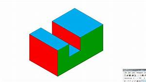 How To Draw A Basic Isometric Drawing  0005 Mp4