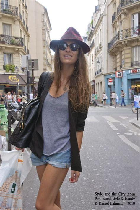 Paris in summer. Love the oversized bag!   {Spring u0026 Summer Style}   Pinterest   Summer Bag and ...
