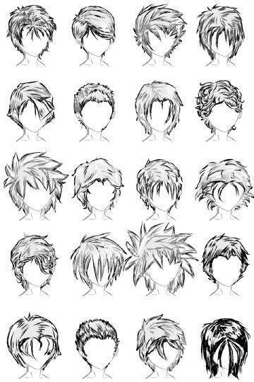 resultado de imagem  anime cabelo cacheado esboco