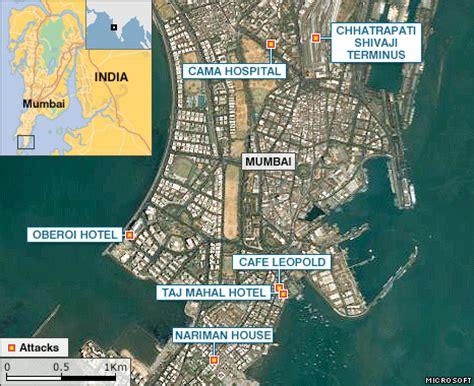 bbc news mumbai attacks key sites