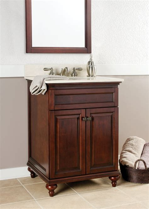 24 Inch Bathroom Vanity by Attractive 24 Inch Bathroom Vanity Cabinet For Small Space
