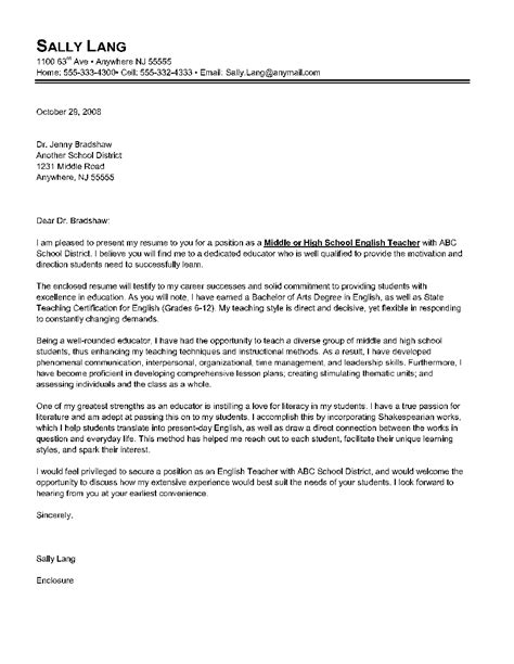 Canada Resume Cover Letter Sles by Canadian Style Cover Letter