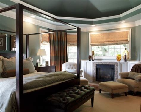 Tray Ceilings Paint Ideas - tray ceiling home design ideas pictures remodel and decor