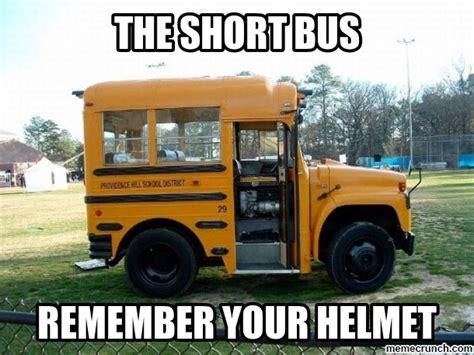 Meme Bus - the short bus