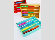 DIY Abacus for Kids Babble Dabble Do