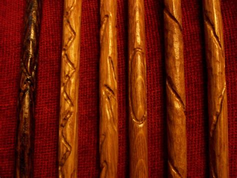 wands  woodcraft wand designs