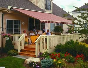 Retractable Awnings Deck Awnings Awning MI