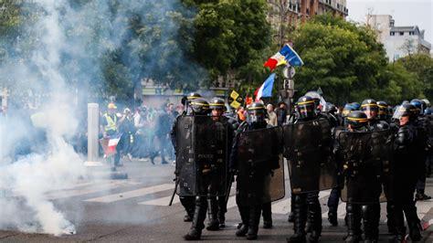 1er-Mai - Entre 164.400 et 310.000 manifestants en France ...