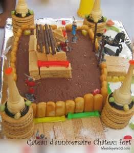 idee decoration gateau anniversaire garcon