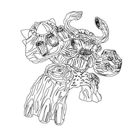 Kleurplaat Skylanders Giants by Skylanders Kleurplaten Kleurplatenpagina Nl Boordevol