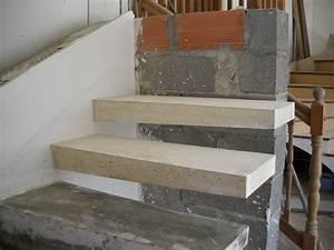 ESCALIERS DEJEAN beton brut Beziers Herault