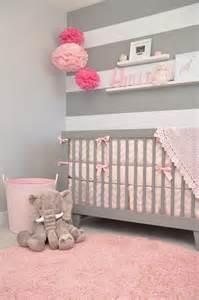 Chambre Bebe Gris by Deco Chambre Bebe Fille Rose Paihhi Com