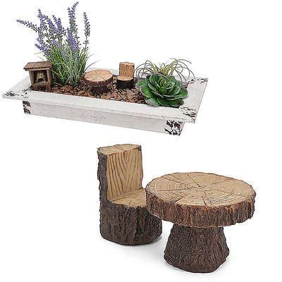 Tisch Und Stuhl by Miniatur Tisch Und Stuhl In Holzoptik G 252 Nstig Bestellen