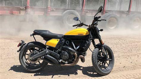 Review Ducati Scrambler Throttle by Ride 2019 Ducati Scrambler Throttle