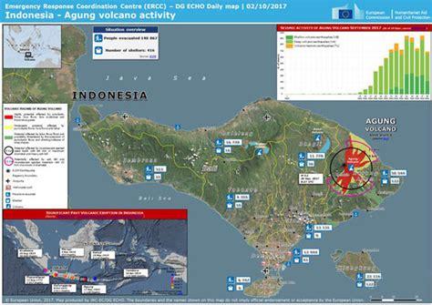 bali volcano update  mount agung evacuees fear