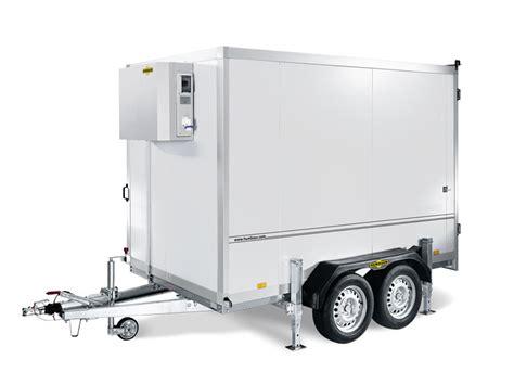 remorque chambre froide remorque frigorifique franssen expert en vente de remorques