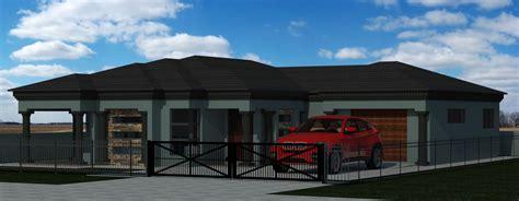 3 Bedroom House Johannesburg by Modern House Plans In Pretoria