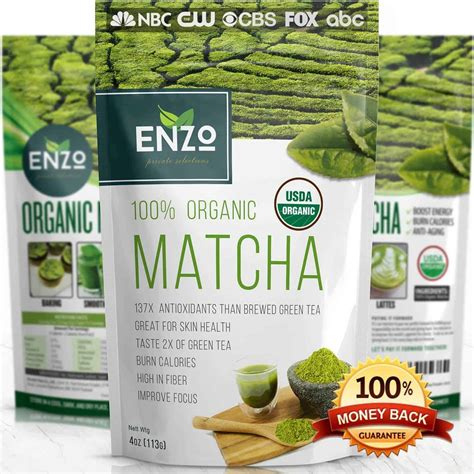The Shop Edc Green Tea organic matcha green tea powder 4oz enzo shop get