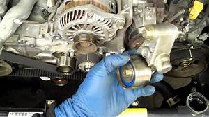 How To Replace A Sohc Subaru 2 5l Timing Belt