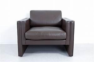 Lounge Sofa Leder : walter knoll studio line sitzgarnitur 2er sofa 2 x sessel leder braun lounge ebay ~ Watch28wear.com Haus und Dekorationen