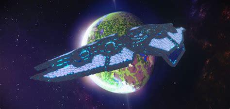 minecraft spaceship downloadfreedcom