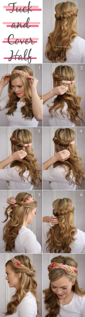 time saving hair hacks