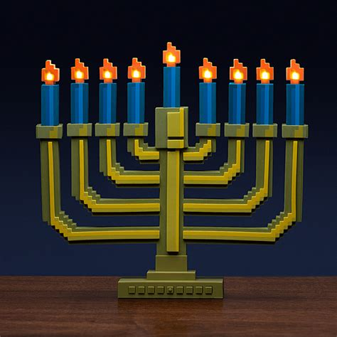 Light The Menorah by This Hanukkah Bring Your Menorah Into The 21st Century