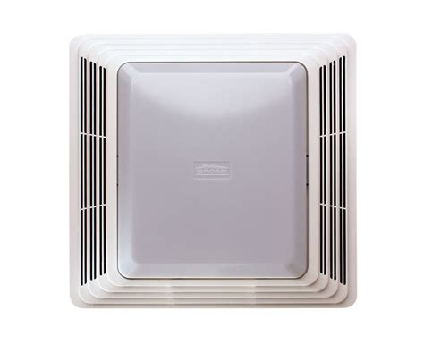 bathroom exhaust fan light cover broan model 680 fan incandescent light 100 cfm 4 0 sones