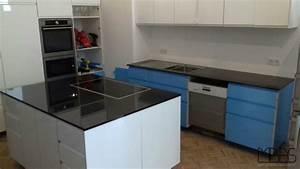Ikea Küche Lieferung : k ln ikea k che mit devil black granit arbeitsplatten ~ Markanthonyermac.com Haus und Dekorationen