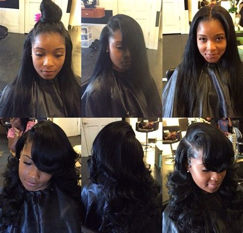 Versatile Sew In Hairstyles by Versatile Sew In Styled Well Best Weaves To