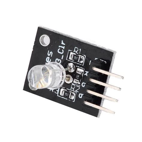 rgb  color led module  arduino red green blue alex nld