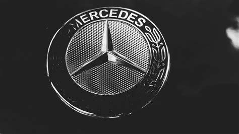 Logo, Mercedes Benz Wallpapers Hd / Desktop And Mobile