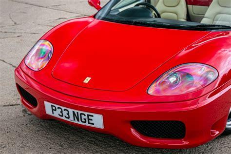 Ferrari 360 spider 2001 f1 transmission ferrari red 79k. 2001 Ferrari 360 F1 Spider - Classic Car Auctions