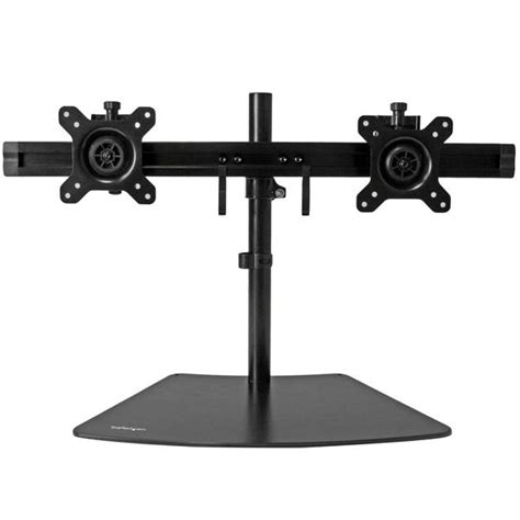 dual monitor stand monitor mount for two displays