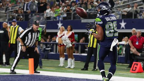 seahawks  cowboys score results highlights  week