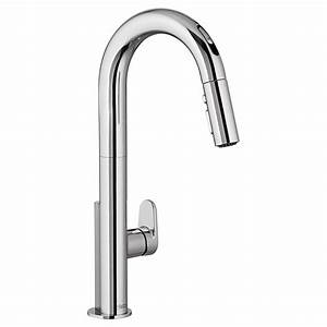 Beale Pull-Down Kitchen Faucet with Selectronic Hands-Free