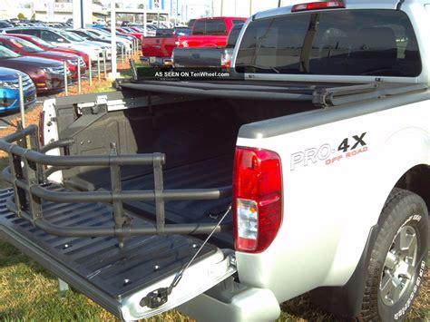 nissan titan bed extender 2012 pro 4x road crew cab rockford fosgate 6 disc