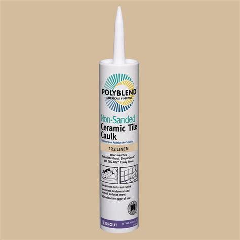 custom building products polyblend 122 linen 10 5 oz non