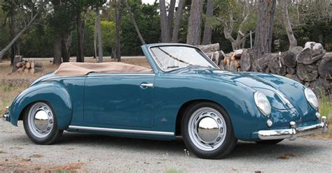 No It's Not A 356, The Dannenhauer And Strauss Cabriolet