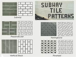 Subway Tile Patterns Photoshop  1