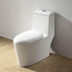 Ariel contemporary european toilet co1042 modern for Toilets in european bathroom