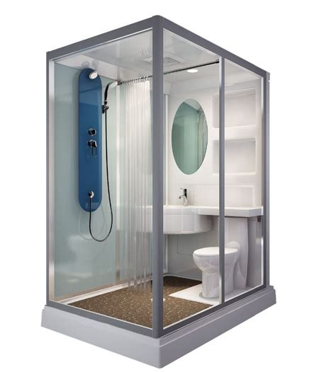Integrated Shower Units by In Stock Sunzoom One Bathroom Modular Shower Room