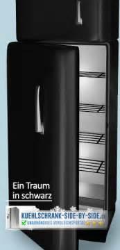 side by side kühlschrank schwarz ᐅ extravagantes stil element der side by side k 252 hlschrank