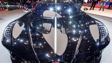 Why the bugatti la voiture noire costs $19 million #bugatti #voiturenoire. Most expensive new car ever: Bugatti sells for $19 million | Loop News