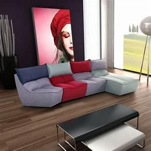 Tableau Rose Et Gris : 1001 id es d co originales pour le salon rose et gris ~ Teatrodelosmanantiales.com Idées de Décoration