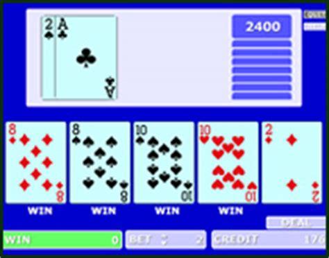 Poker Ca La Aparate Joaca American Poker Ii, Governor Of