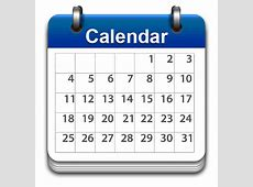 Calendar Clipart Graphic Png Free collection Download